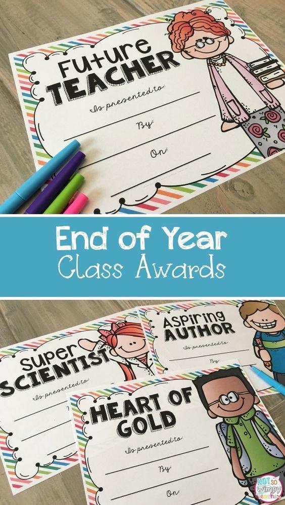 Award Ideas for Preschool Graduation Elegant Award Ideas for Preschool Graduation