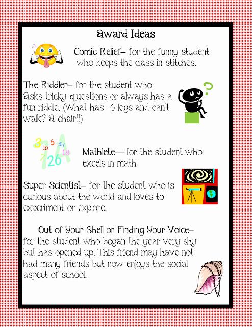 Award Ideas for Preschool Graduation Luxury Kindergarten Squared Awards Ideas for Your Kiddos