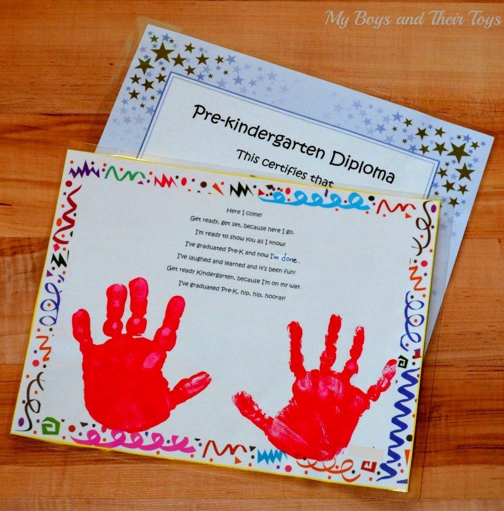 Award Ideas for Preschool Graduation Unique Award Ideas for Preschool Graduation