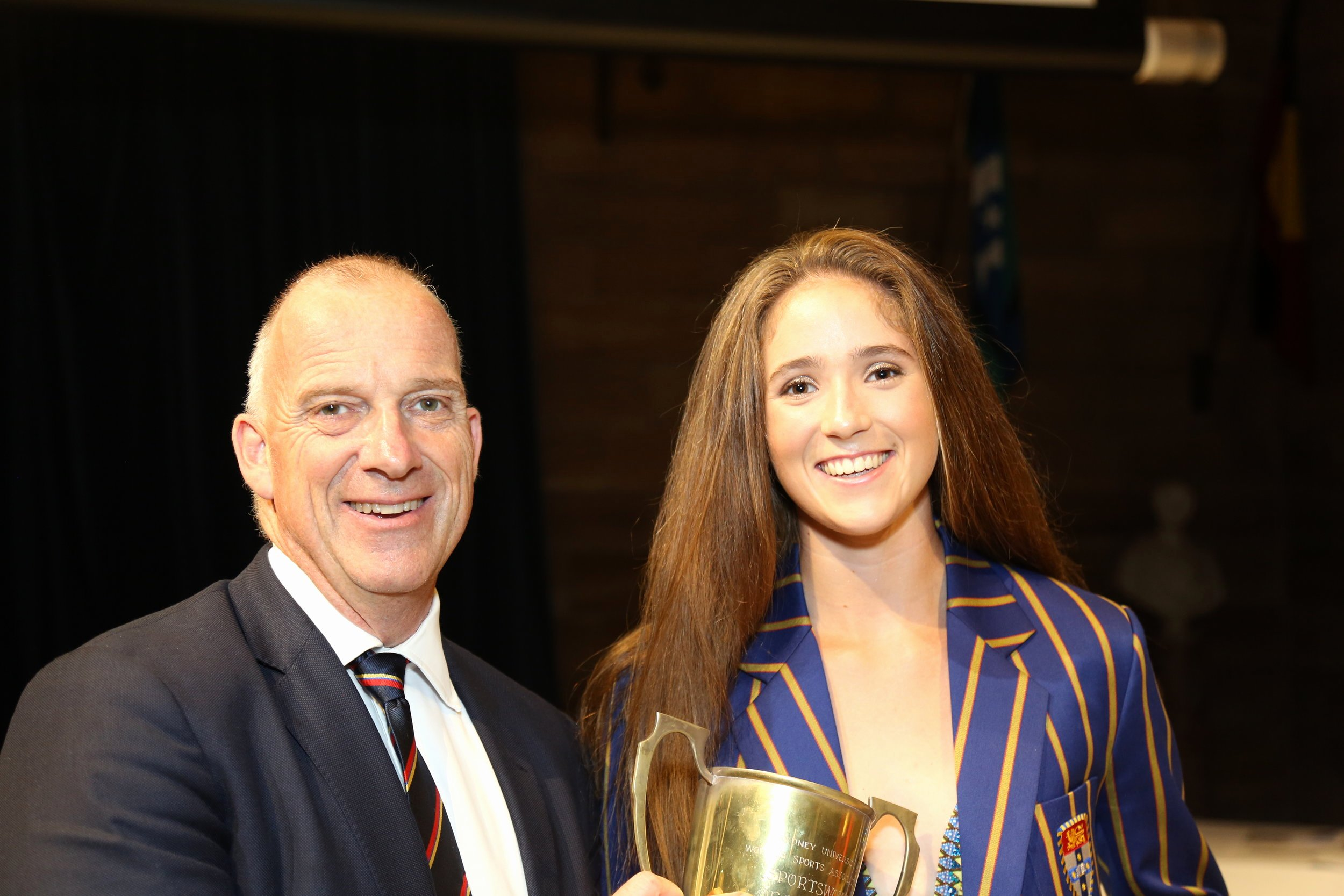 Award Titles for Sports Lovely Boat Club Scoops Titles at Sydney Uni Sports Awards 2018
