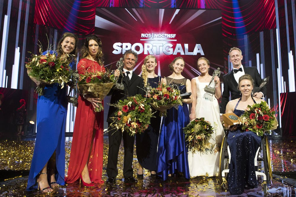 Award Titles for Sports Unique Max Verstappen Sanne Wevers Win Sports Personality Of the