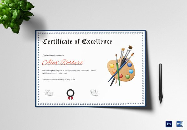 Awards Certificate Template Google Docs Best Of Certificate Template 50 Printable Word Excel Pdf Psd