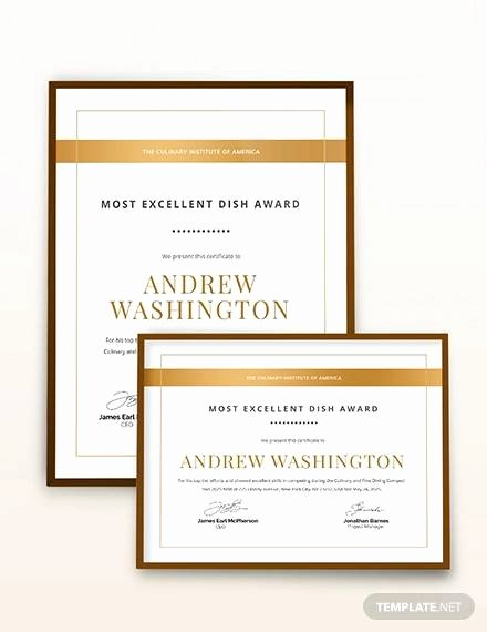 Awards Certificate Template Google Docs New Certificate Template 33 Download Documents In Pdf Word