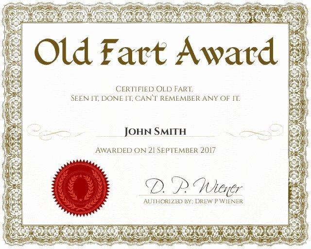 Awards Day Program Template Luxury Certificate Template