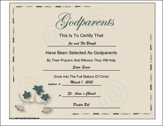 Baby Blessing Certificate Template Elegant Pin by Karen Braswell On Certificate