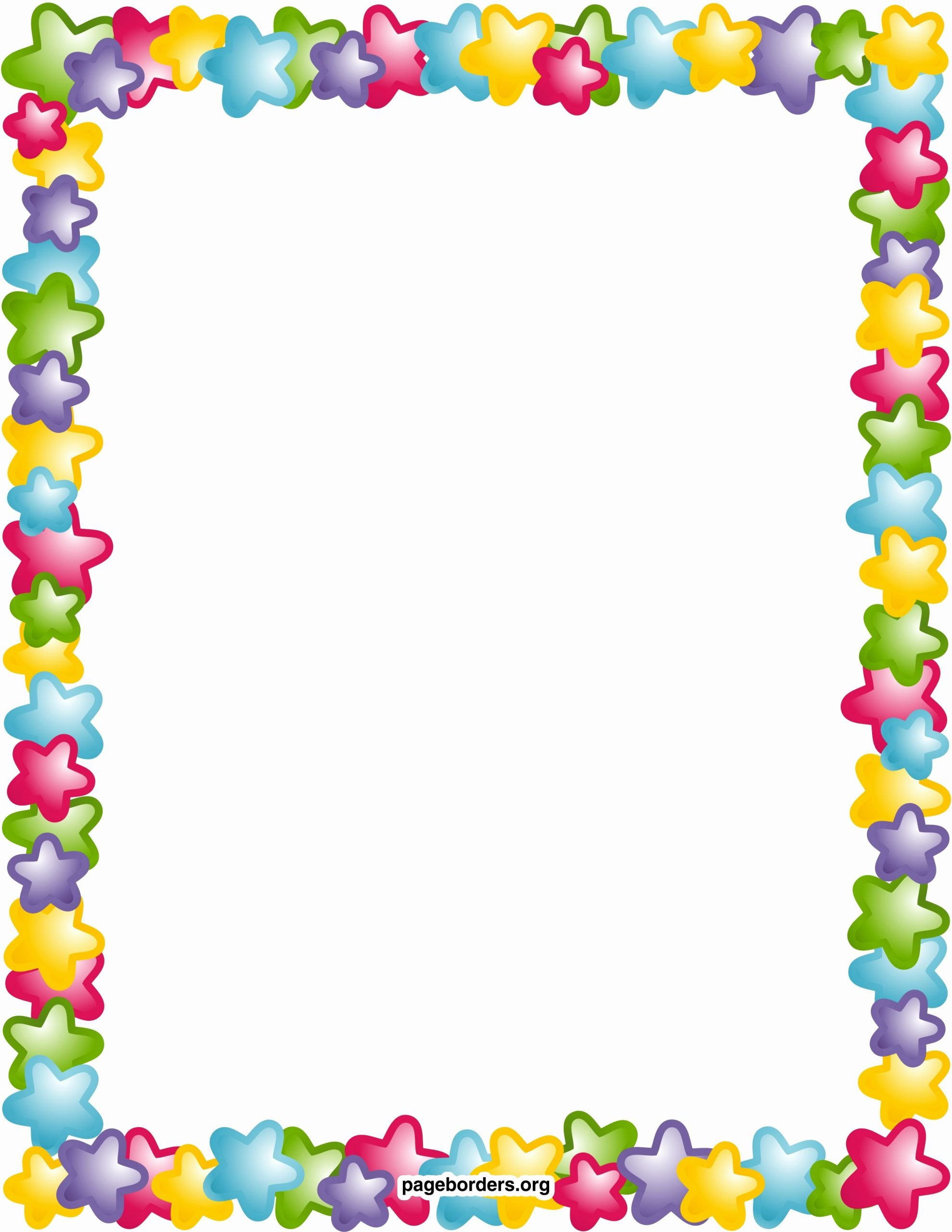 Baby Border for Word Document Lovely Baby Borders for Microsoft Word Cliparts