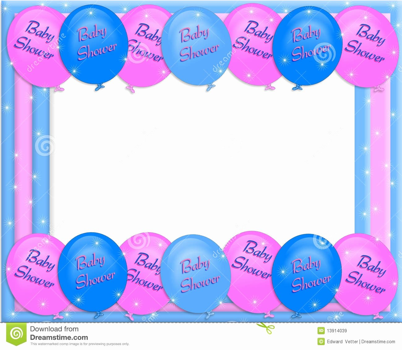 Baby Border for Word Document New Baby Shower Borders Clipart Png and Cliparts for Free