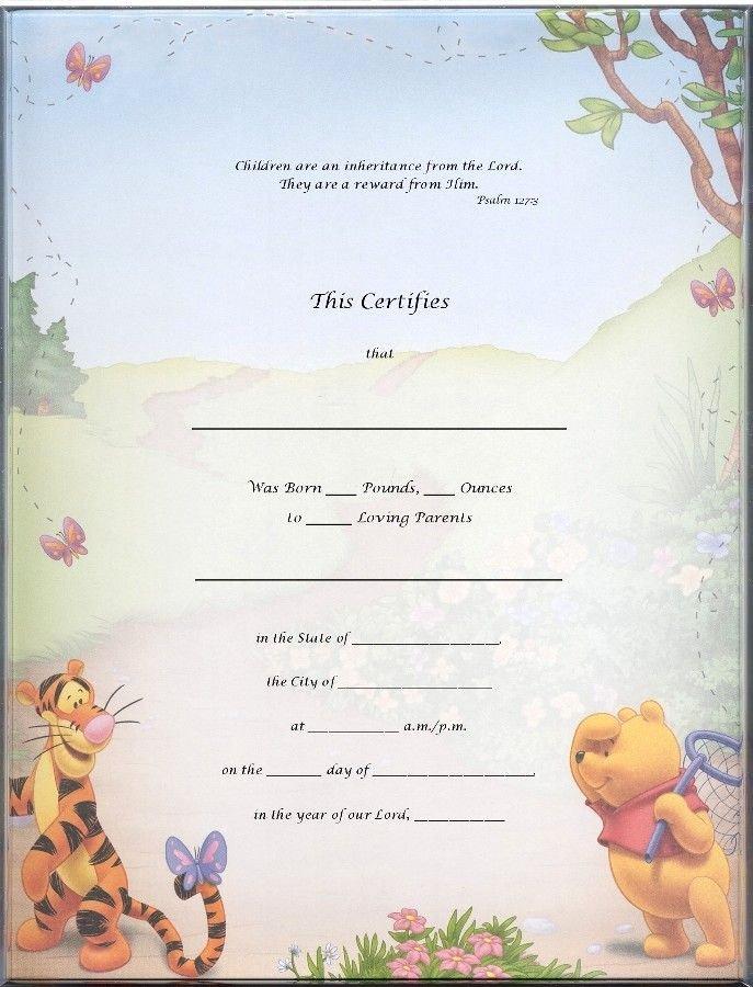 Baby Dedication Certificate Template Word Elegant Blank Certificate Templates Kiddo Shelter