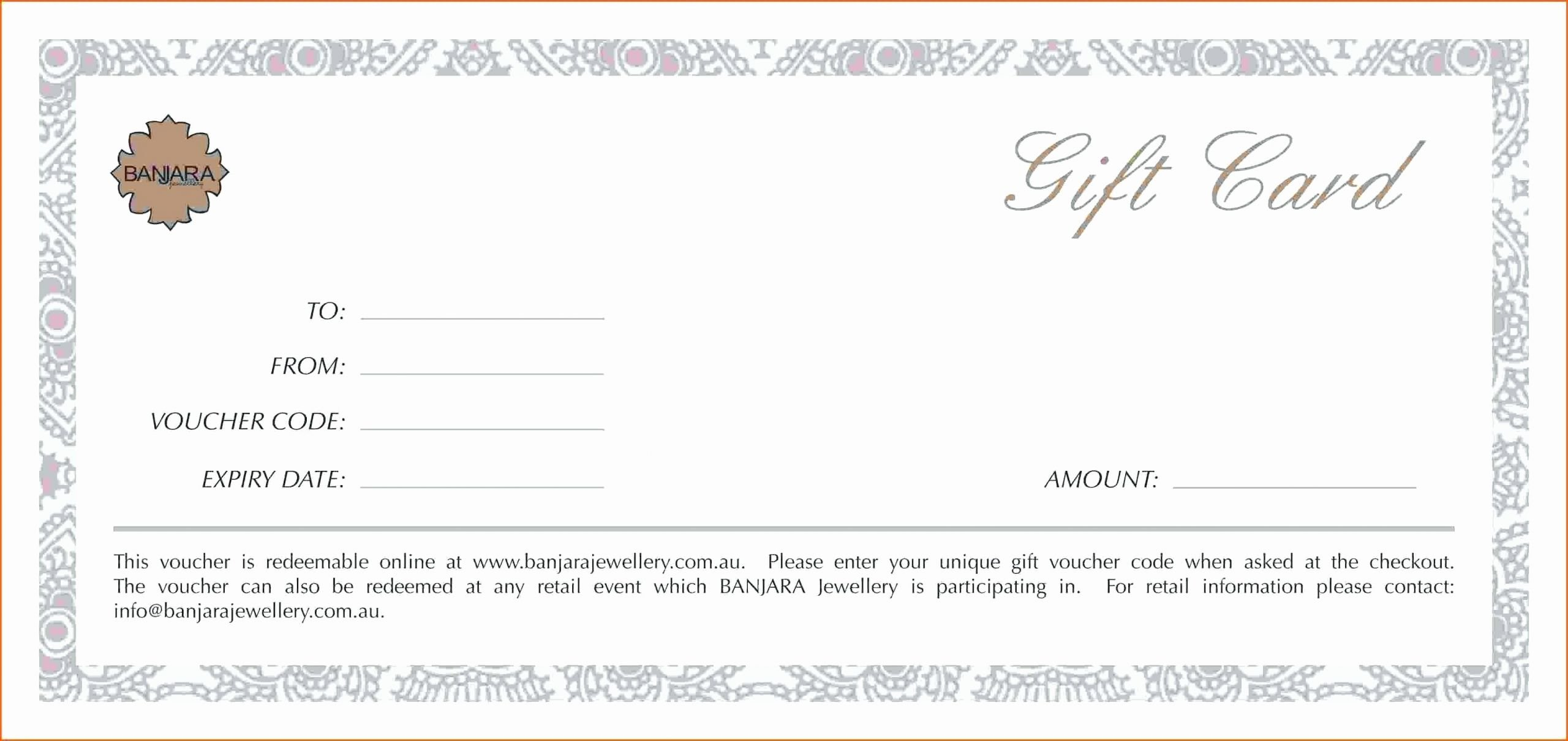 Babysitting Gift Certificate Template Inspirational Voucher Maker