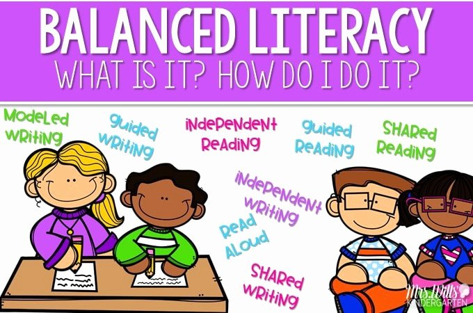 Balanced Literacy Lesson Plan Template Awesome Balanced Literacy Approach