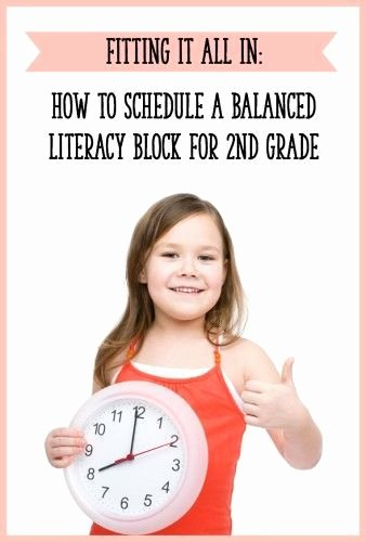 Balanced Literacy Lesson Plan Template Awesome Fitting It All In How to Schedule A Balanced Literacy