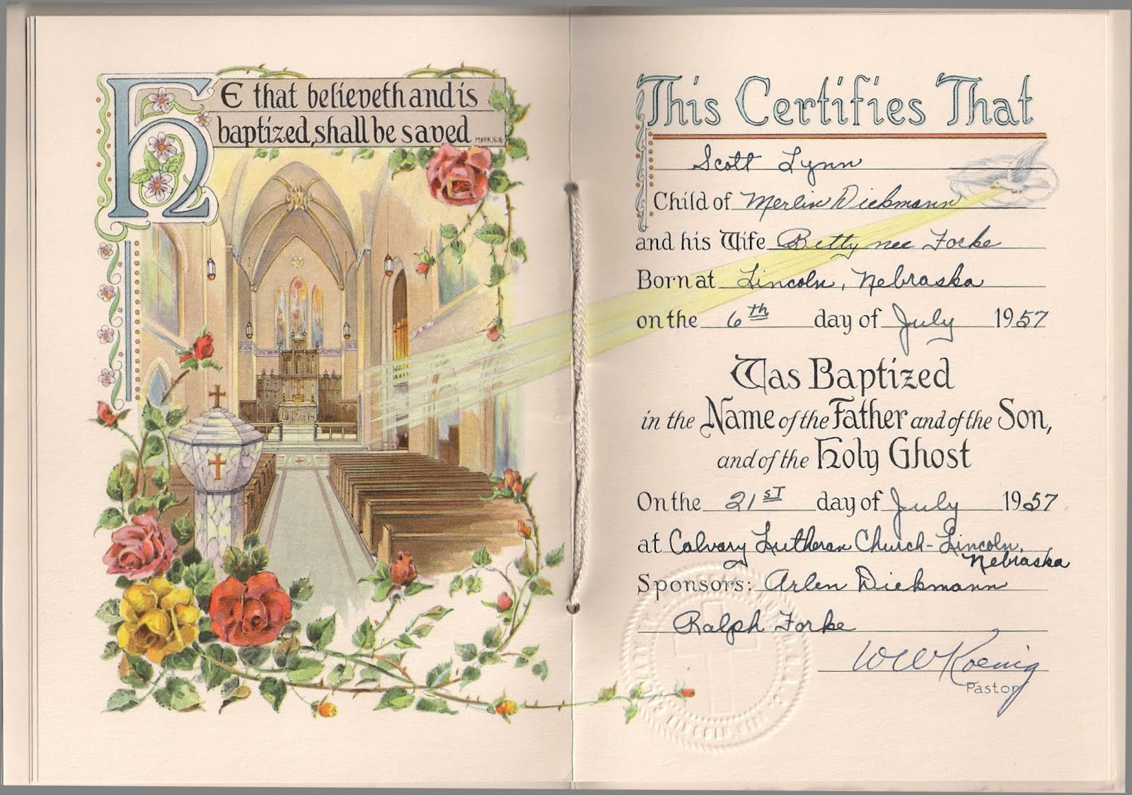 Baptism Certificates Free Download Lovely Stand Firm Looking for Awesome Baptismal Certicates or