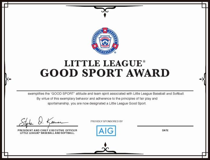 Baseball Award Certificate Template Elegant 5 Baseball Certificate Templates Free Download
