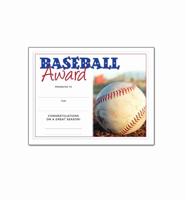 Baseball Award Certificate Template Lovely southworth Resume Paper Business Paper social Stationery
