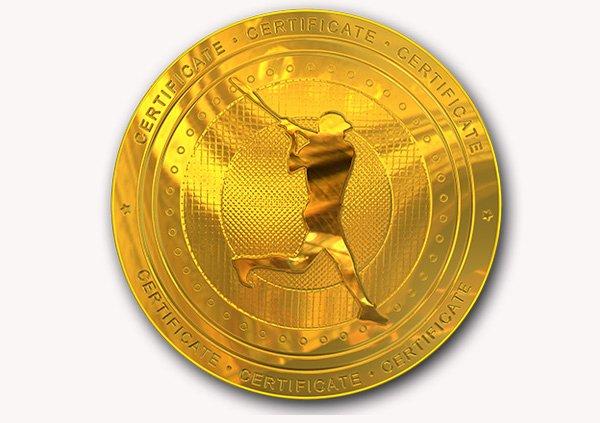 Baseball Award Certificate Template Luxury Use Free Baseball Certificate Templates by Awardbox