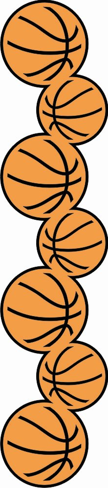 Basketball Border for Microsoft Word New Ect Store More Categories Schools & Youth Groups