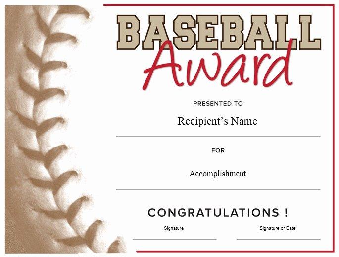 Basketball Certificate Templates for Word Beautiful Baseball 9 Printable Samples