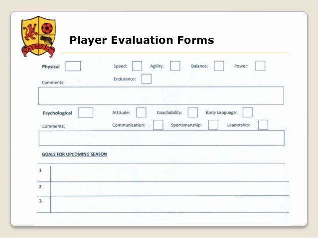 Basketball Tryout form New Basketball Tryout Evaluation form