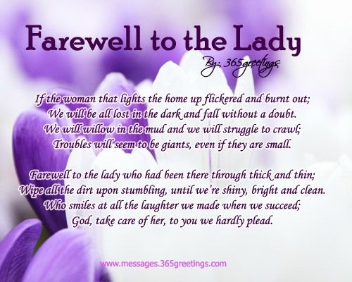 Beautiful Obituary for Mother Awesome Funeral Poems