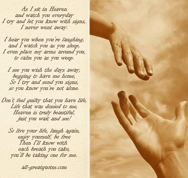 Beautiful Obituary for Mother Elegant Best Poems & Picture Quotes Specializing In Sympathy Card