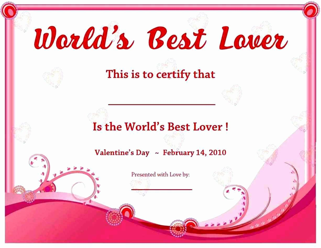 Best Boyfriend Award Printable New Best Boyfriend Award Certificate Template Update234