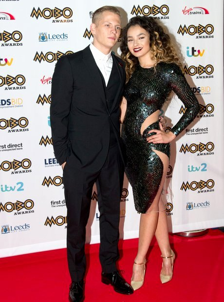 Best Boyfriend Award Trophy New the Mobo Awards 2015 All the Red Carpet You Need
