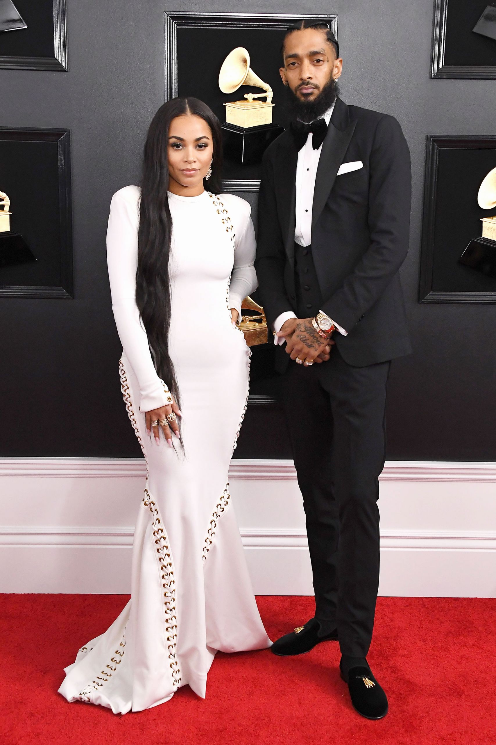 Best Boyfriend Of the Year Award Beautiful Everything to Know About Rapper Nipsey Hussle