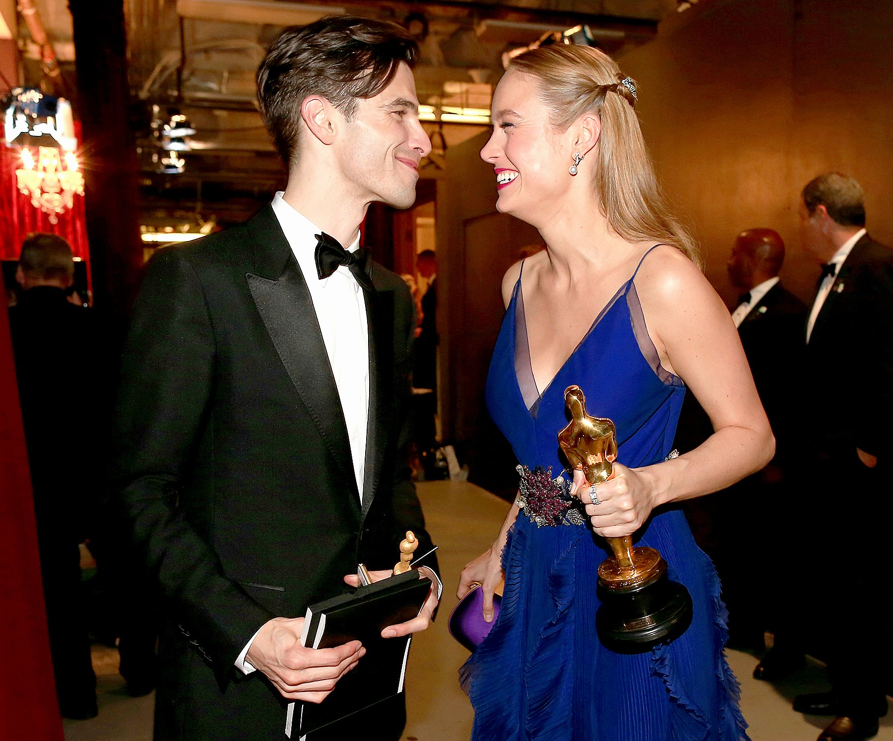 Best Boyfriend Of the Year Award Unique Brie Larson is Engaged to Boyfriend Alex Greenwald