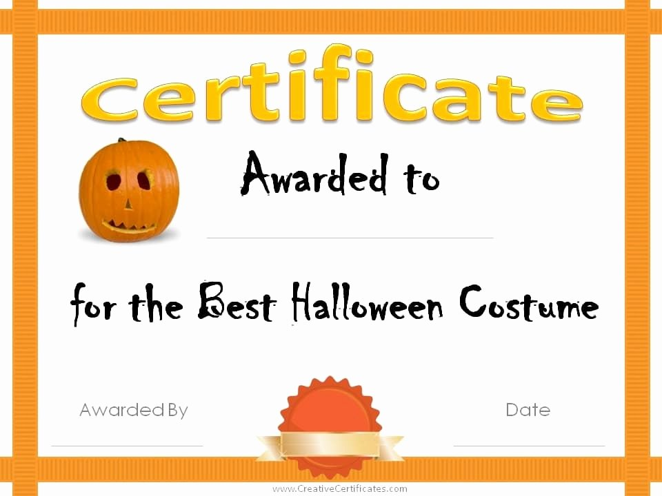 Best Costume Award Trophy Inspirational Best Halloween Costume Award Halloween Fun