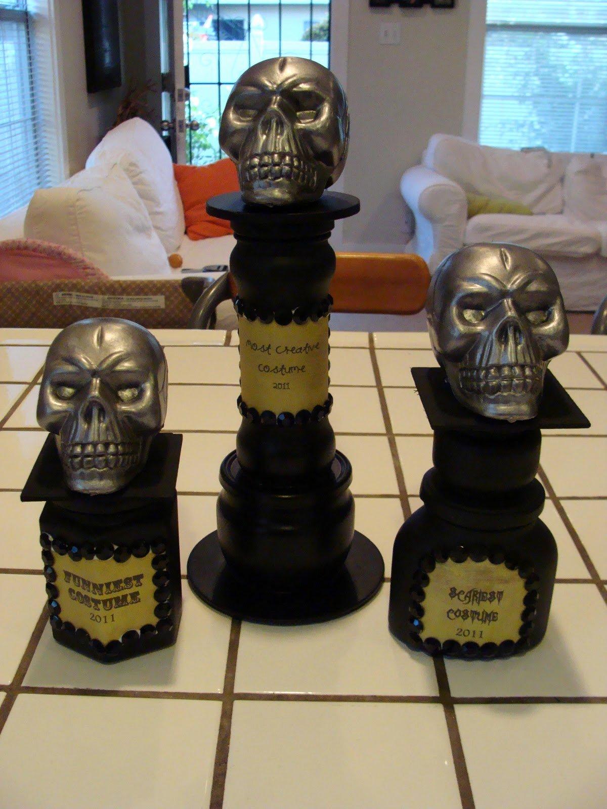 Best Costume Award Trophy Luxury Anna Banannie Diy Halloween Costume Trophies
