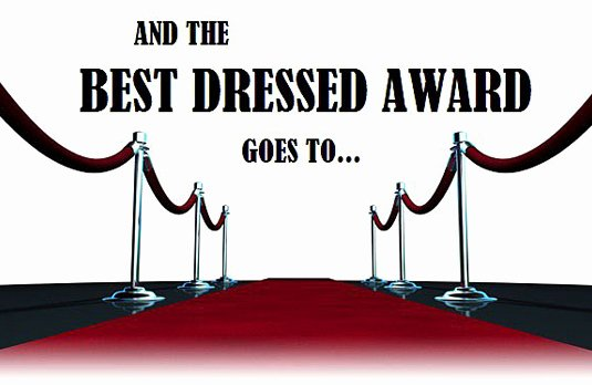 Best Dressed Award Certificate Fresh the Best Dressed Actors Bollywood