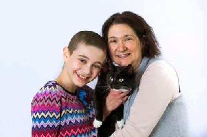 Best Girlfriend Of the Year Award Inspirational Best Cat Ever Genie Wins Award after Helping 11 Year Old