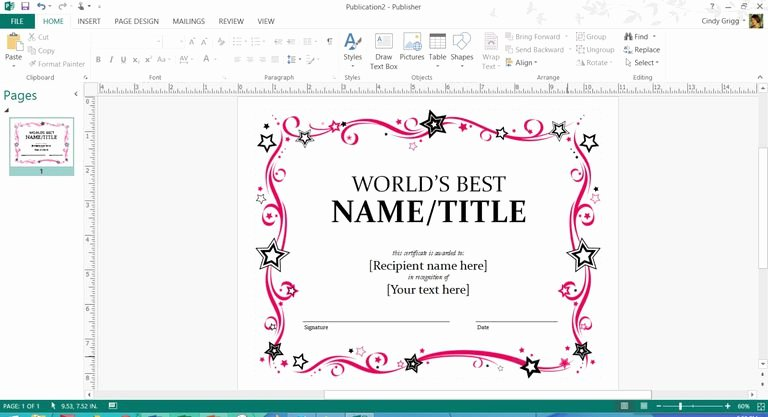 Best Mom Certificate Template Lovely Mother S Day Templates for Microsoft Fice