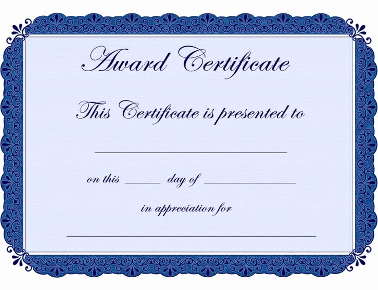 Best Paper for Certificates Lovely 17 Best Images About Award Template On Pinterest