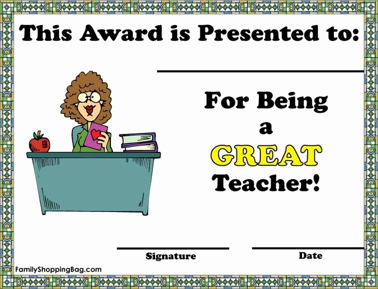 Best Teacher Award Printables Unique Pin by Noemi Vargas On School Ideas