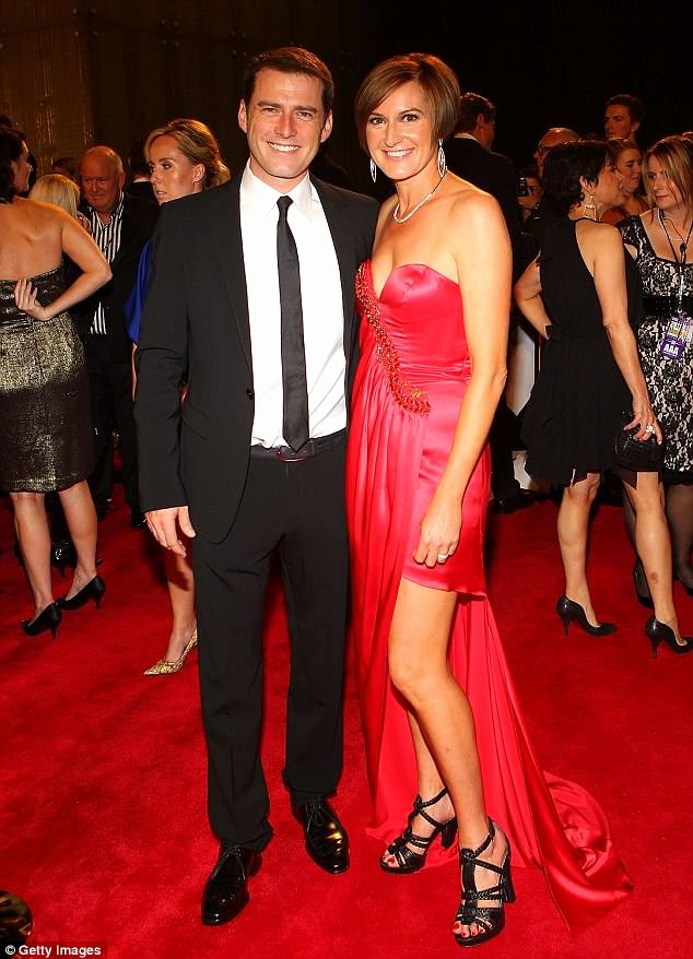 Best Wife Ever Award New Inside the Logies Trashiest Moments as Ceremony Moves to