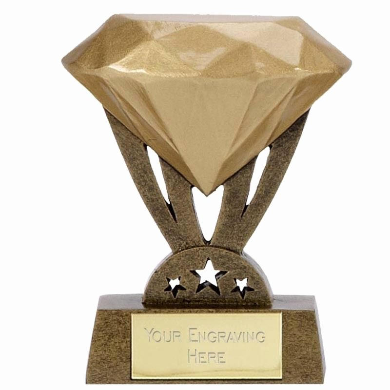 Best Wife Ever Trophy Awesome Mothers Day Diamond Gift Trophy Best Mum Nan Grandma Wife
