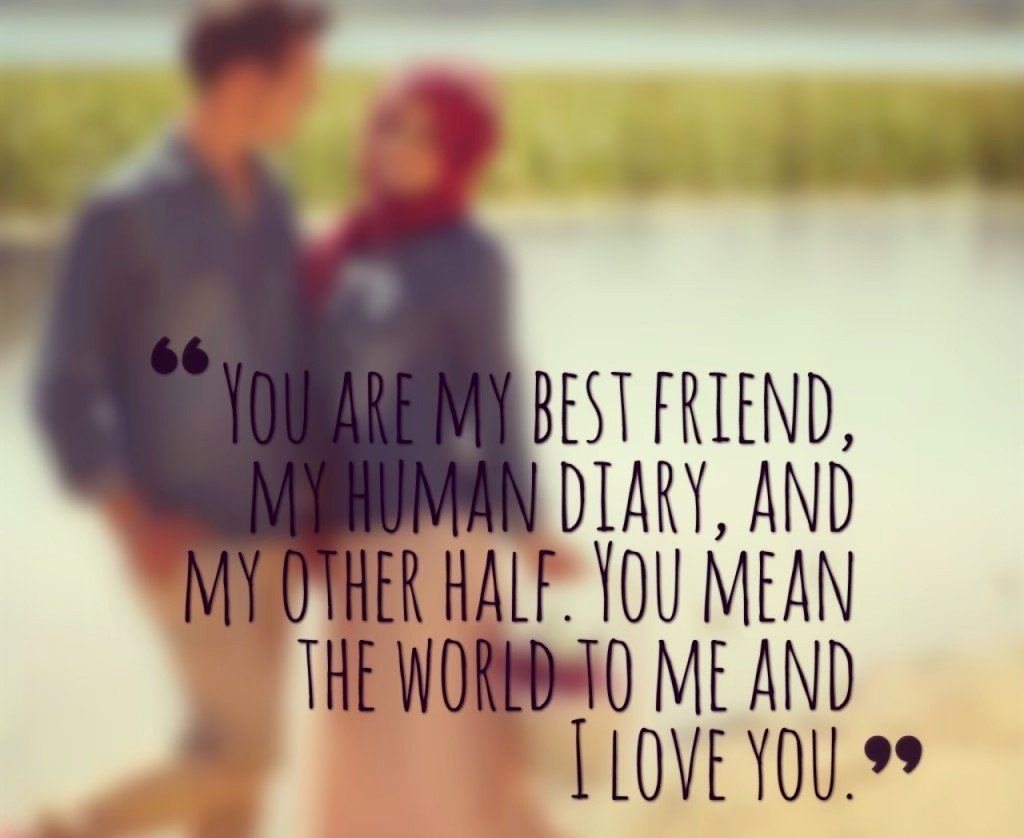 Best Wife In the World Award Unique islamic Love Quotes for Him – 40 islamic Love Quotes for