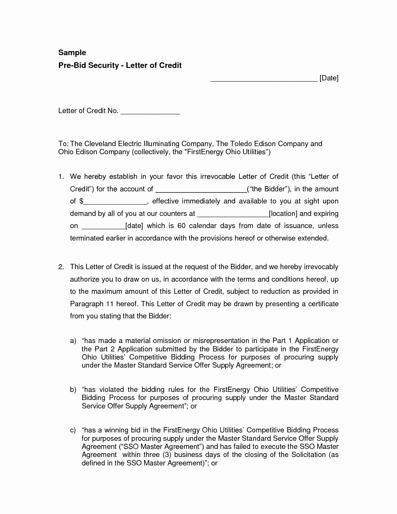 Bid Proposal Letter Inspirational 30 Of Template Bid Letter