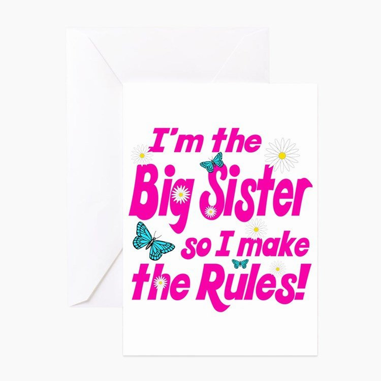 Big Sister Certificate Template Unique Pregnant Daughter Greeting Cards