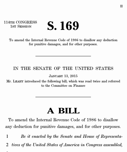 Bill format Congress Unique How to Write A Bill