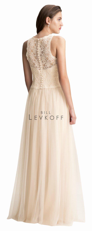 Bill Levkoff Size Chart Elegant Bill Levkoff Bridesmaid Dress Style 1424