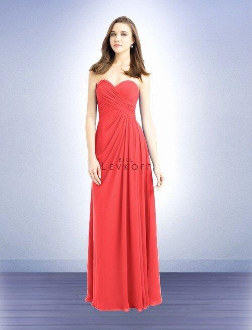 Bill Levkoff Size Chart Lovely Bill Levkoff Bridesmaid Dress Style 732 Chiffon Dress