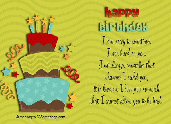 Birthday Certificate for Kids Fresh Birthday Wishes for Kids 365greetings