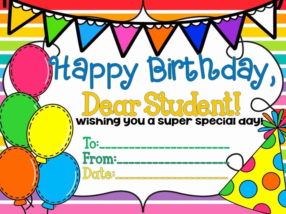 Birthday Certificate for Kids Luxury Kindergarten Kel Big Back to School Birthday Giveaway