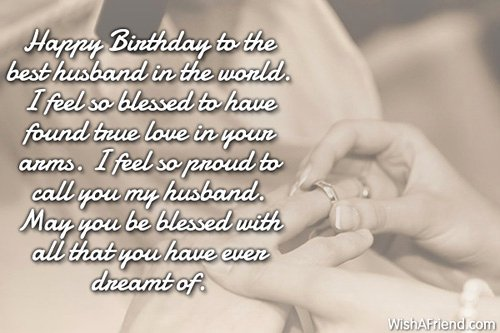Birthday Letter to My Husband New Happy Birthday to the Best Husband Birthday Wish for Husband