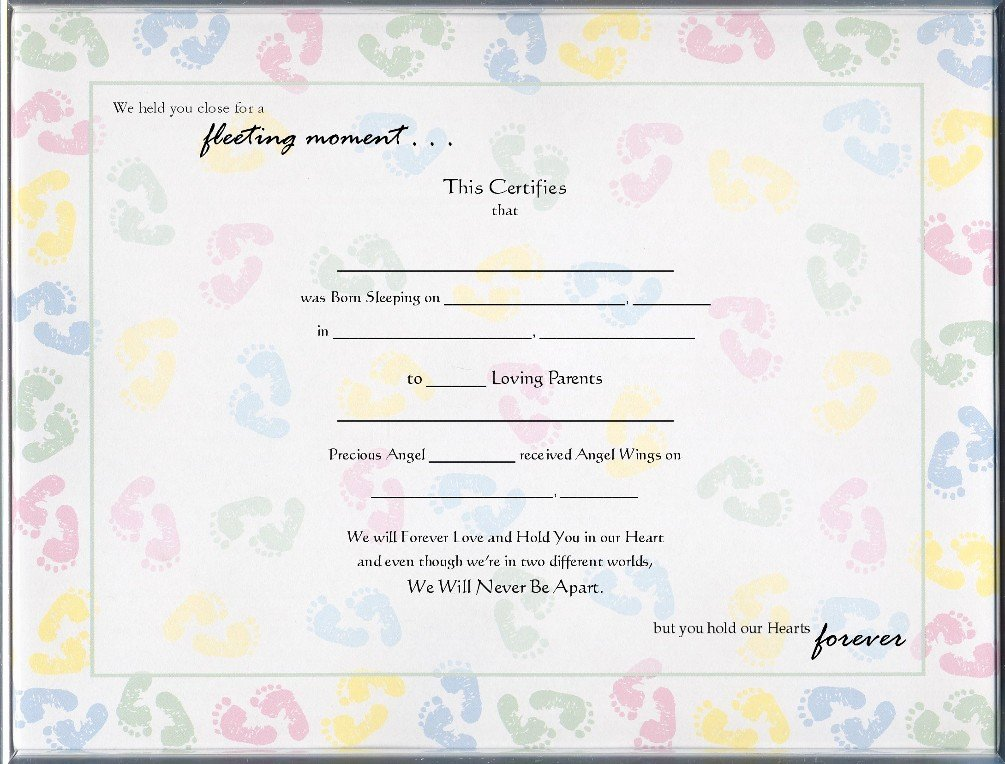 Blank Birth Certificate for School Project Inspirational Black and White Fill Out Birth Certificate to Pin