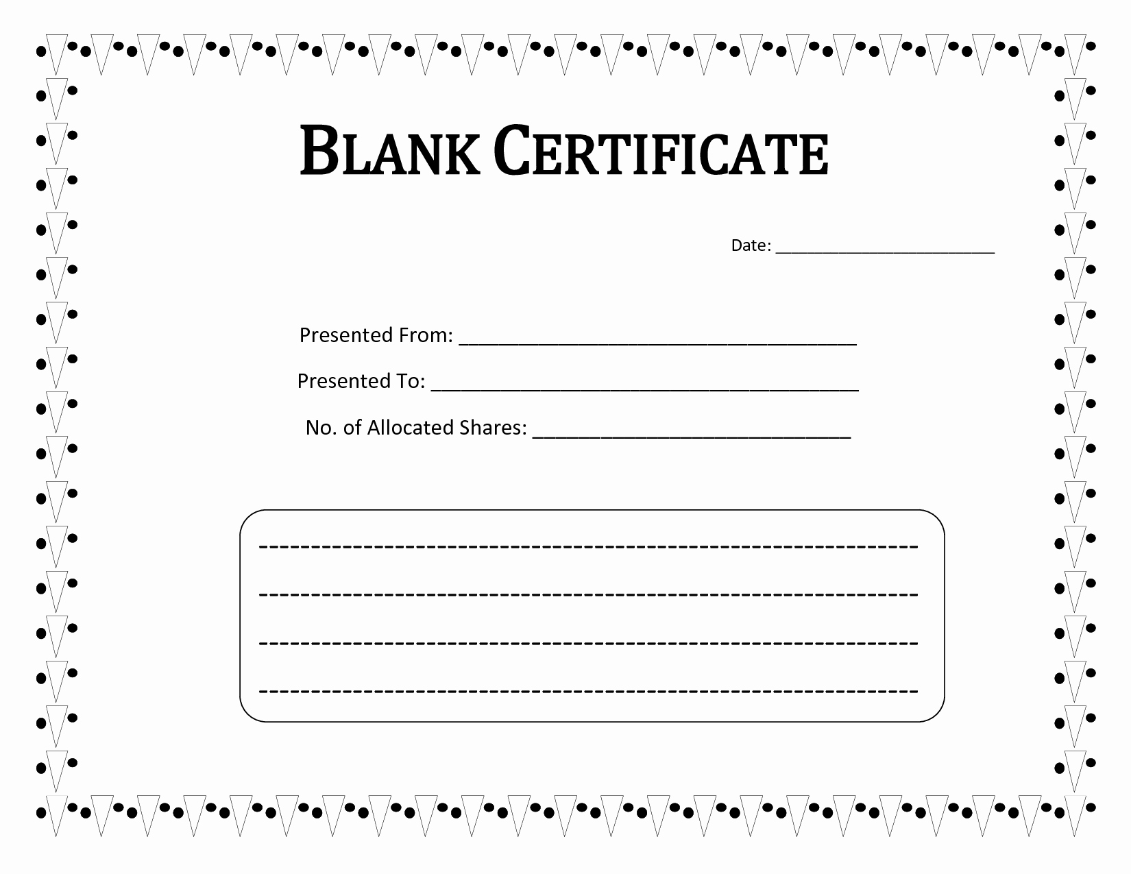 Blank Birth Certificate Template Luxury Best S Of Blank Birth Certificate Template Free