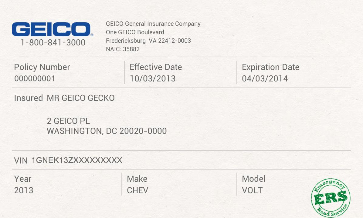 Blank Car Insurance Card Template Lovely Auto Insurance Card Template