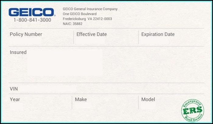 Blank Car Insurance Card Template Luxury Blank Auto Insurance Card Template Template 1 Resume